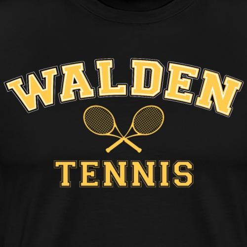 Walden Tennis - Men's Premium T-Shirt