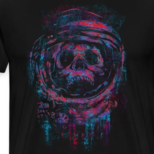 AstroSkull T Shirt - Men's Premium T-Shirt