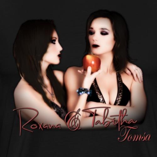 Roxana & Tabitha Tomsa - Men's Premium T-Shirt