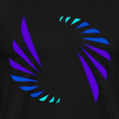 Entertainment Daily Letter less Logo - Men's Premium T-Shirt