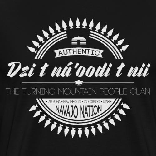 Dzi t na'oodi l nii - Men's Premium T-Shirt