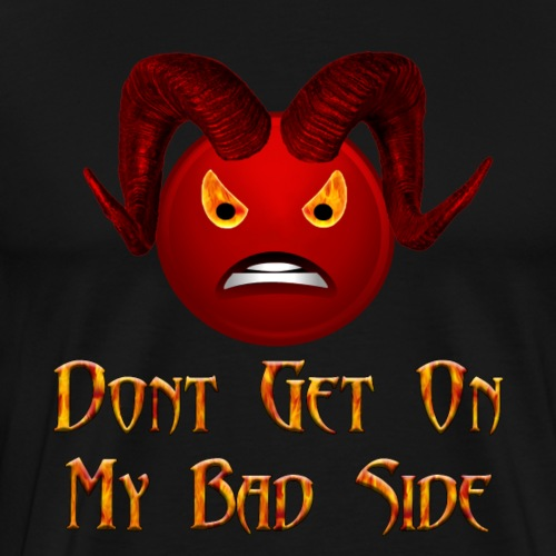 Bad Side - Men's Premium T-Shirt