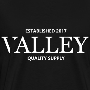 Valley Quality Supply Established 2017 - Men's Premium T-Shirt