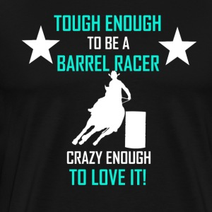 BARREL RACER - Men's Premium T-Shirt