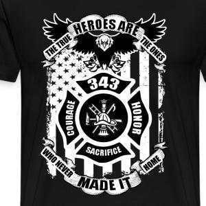FIREFIGHTER TSHIRT 2 - Men's Premium T-Shirt