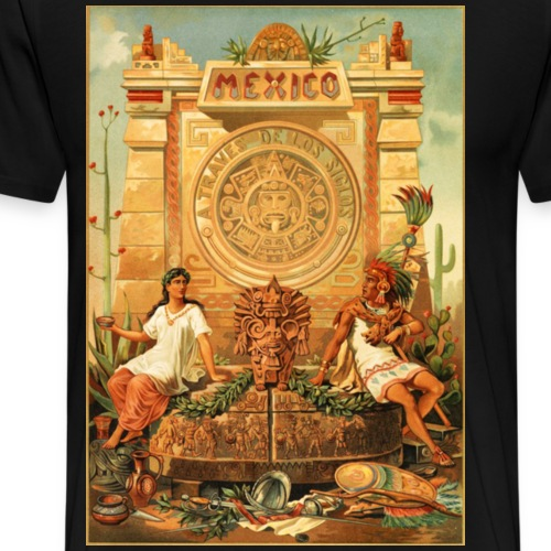 Viva la Mexico! - Men's Premium T-Shirt