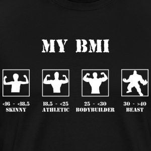 BMI - Men's Premium T-Shirt