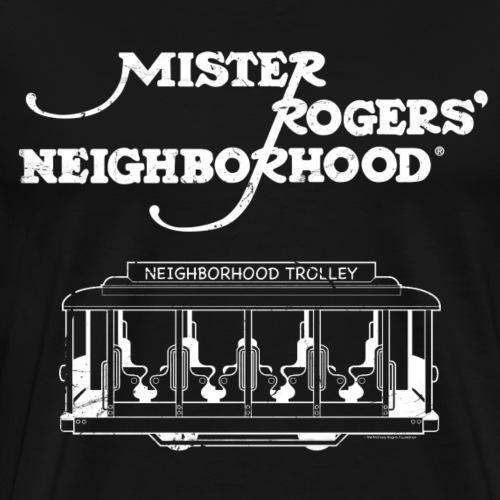 MRN rough - Men's Premium T-Shirt
