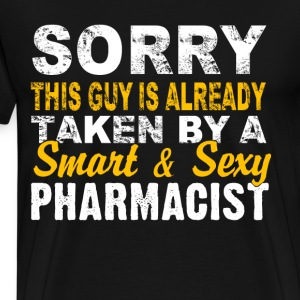 A Smart And Sexy Pharmacist T Shirt - Men's Premium T-Shirt