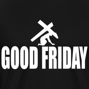 Good Friday Jesus Christ - Men's Premium T-Shirt