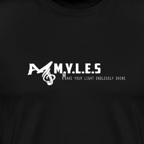 Official AJMyles - Men's Premium T-Shirt