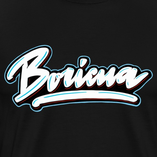 BORICUA - Men's Premium T-Shirt