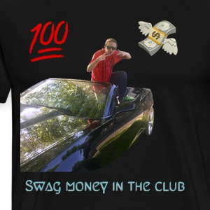 Swag Money 100 - Men's Premium T-Shirt