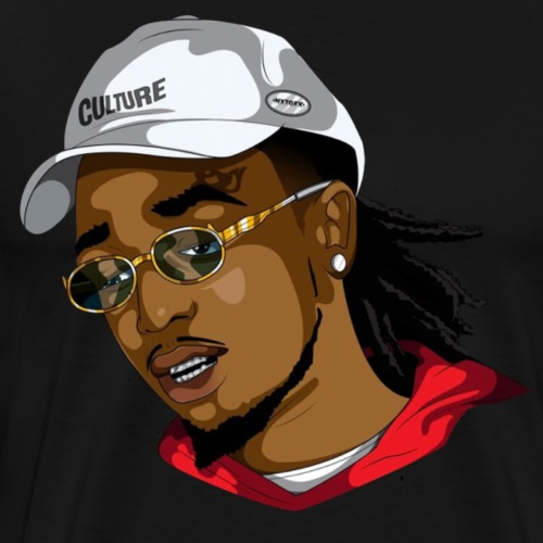 quavo - Men's Premium T-Shirt