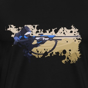 Overwatch - Ana - Men's Premium T-Shirt