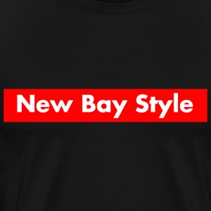 nbs bogo - Men's Premium T-Shirt