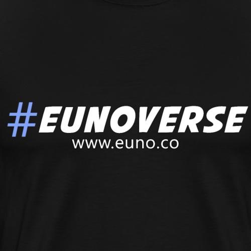 #Eunoverse Tag - Men's Premium T-Shirt