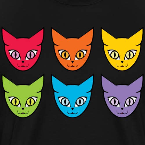 Purry - Men's Premium T-Shirt