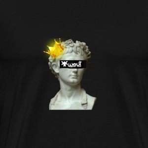 Statue King Kwout - Men's Premium T-Shirt
