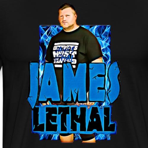 JLethalTee - Men's Premium T-Shirt