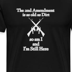 Old as Dirt - Men's Premium T-Shirt