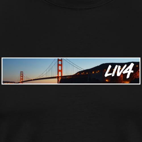 CITY: San Francisco (Golden Gate) - Men's Premium T-Shirt
