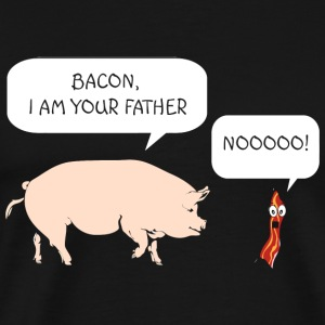 Bacon - Bacon I Am Your Father Star Wars - Men's Premium T-Shirt