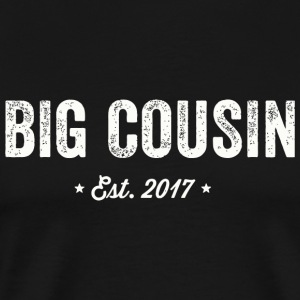 Cousin - Big Cousin 2017 - Men's Premium T-Shirt
