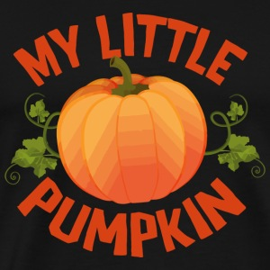 Pumpkin - My Little Pumpkin - Men's Premium T-Shirt