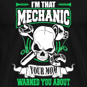 Mechanic - Iam Mechanic - Men's Premium T-Shirt