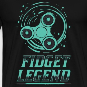 Fidget - Fidget Legende - Men's Premium T-Shirt
