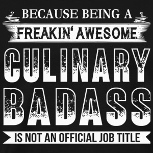 Culinary - Being A Freaking Awesome Culinary T S - Men's Premium T-Shirt