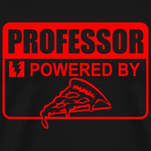 Professor - professor powered by - Men's Premium T-Shirt