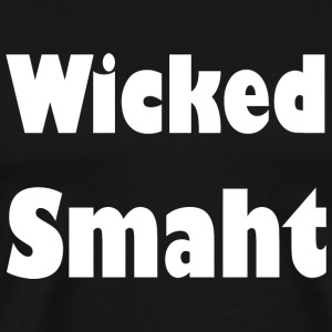 Accent - Wicked Smaht - Men's Premium T-Shirt