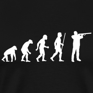 Shooting - Evolution Shooting - Men's Premium T-Shirt