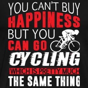 Cycling - You Can Go Cycling T Shirt - Men's Premium T-Shirt