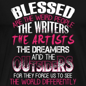 Writer - The Writer The Dreamers The Outsiders T - Men's Premium T-Shirt
