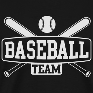 Baseball - Baseball Team - Men's Premium T-Shirt
