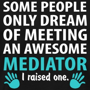 Mediator - Some People Only Dream Of Meeting An - Men's Premium T-Shirt