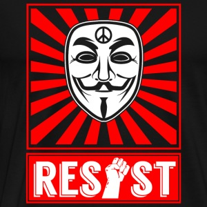 Resist - Resist - Men's Premium T-Shirt