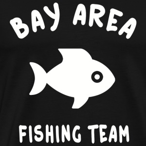 San Francisco - San Francisco Bay Area Fishing T - Men's Premium T-Shirt