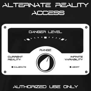 Reality - Alternate Reality Access - Men's Premium T-Shirt