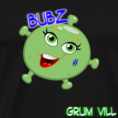 BUBZ - Men's Premium T-Shirt