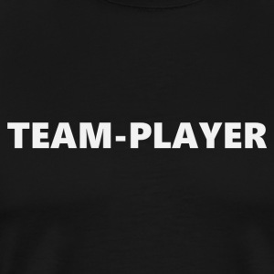 Teamplayer 3 (2172) - Men's Premium T-Shirt