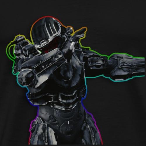 Rainbow Phantom - Men's Premium T-Shirt