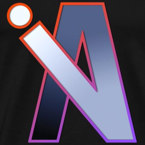 Official InspirAspir Logo - Men's Premium T-Shirt