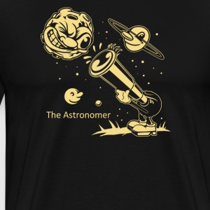 The Astronomer - Men's Premium T-Shirt
