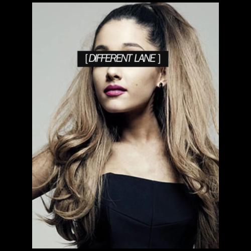 Ariana Grande X Different Lane - Men's Premium T-Shirt