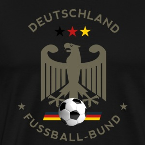 Soccer Germany world Master Goal ball Sport Team - Men's Premium T-Shirt