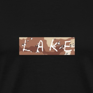 LAKE_LOGO2 - Men's Premium T-Shirt